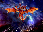 Dragon of Revelation 12