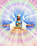 Jesus the High Priest Interceding