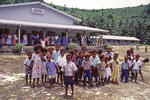 Children at Lomakunauru Church, Mussau Is