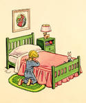 Little Girl Bedtime Prayer