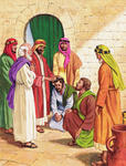 Anointing of Paul and Barnabas