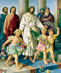 Triumphal Entry and Children